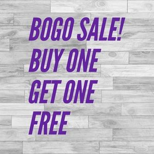Other - BOGO On Everything $8 Or Less!